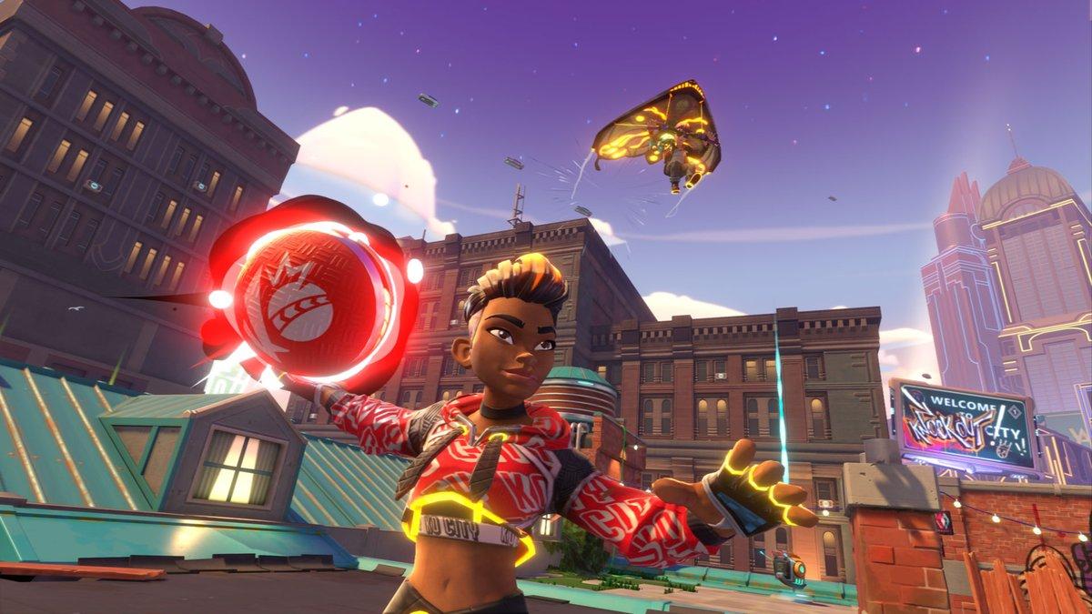 Компания Electronic Arts и студия Velan приглашают игроков принять участие в открытом бета-тестировании Knockout City