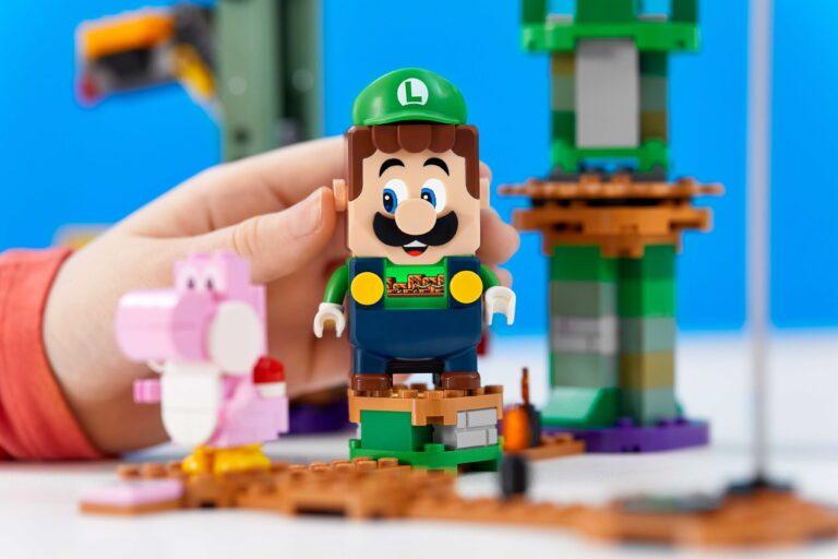 Официально: LEGO Луиджи выйдет 1 августа!