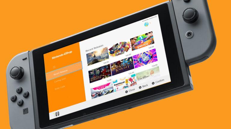 eShop заболел: сервера Nintendo временно недоступны