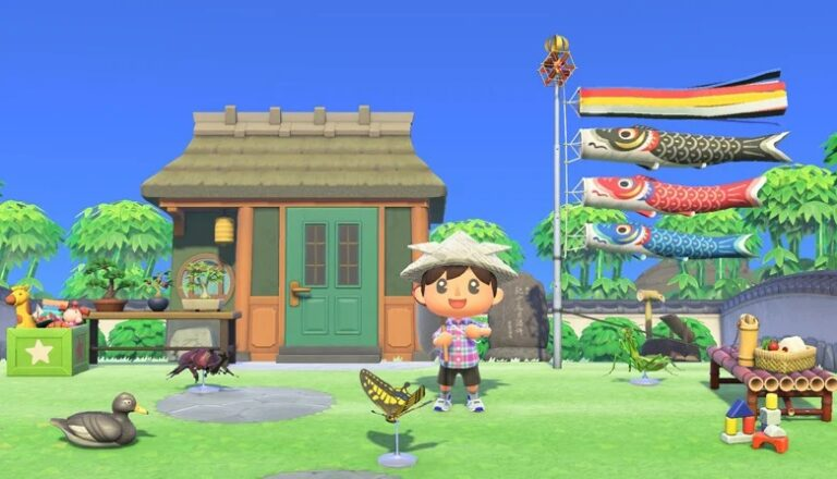 Фанаты обнаружили намек на нового Жителя в Animal Crossing