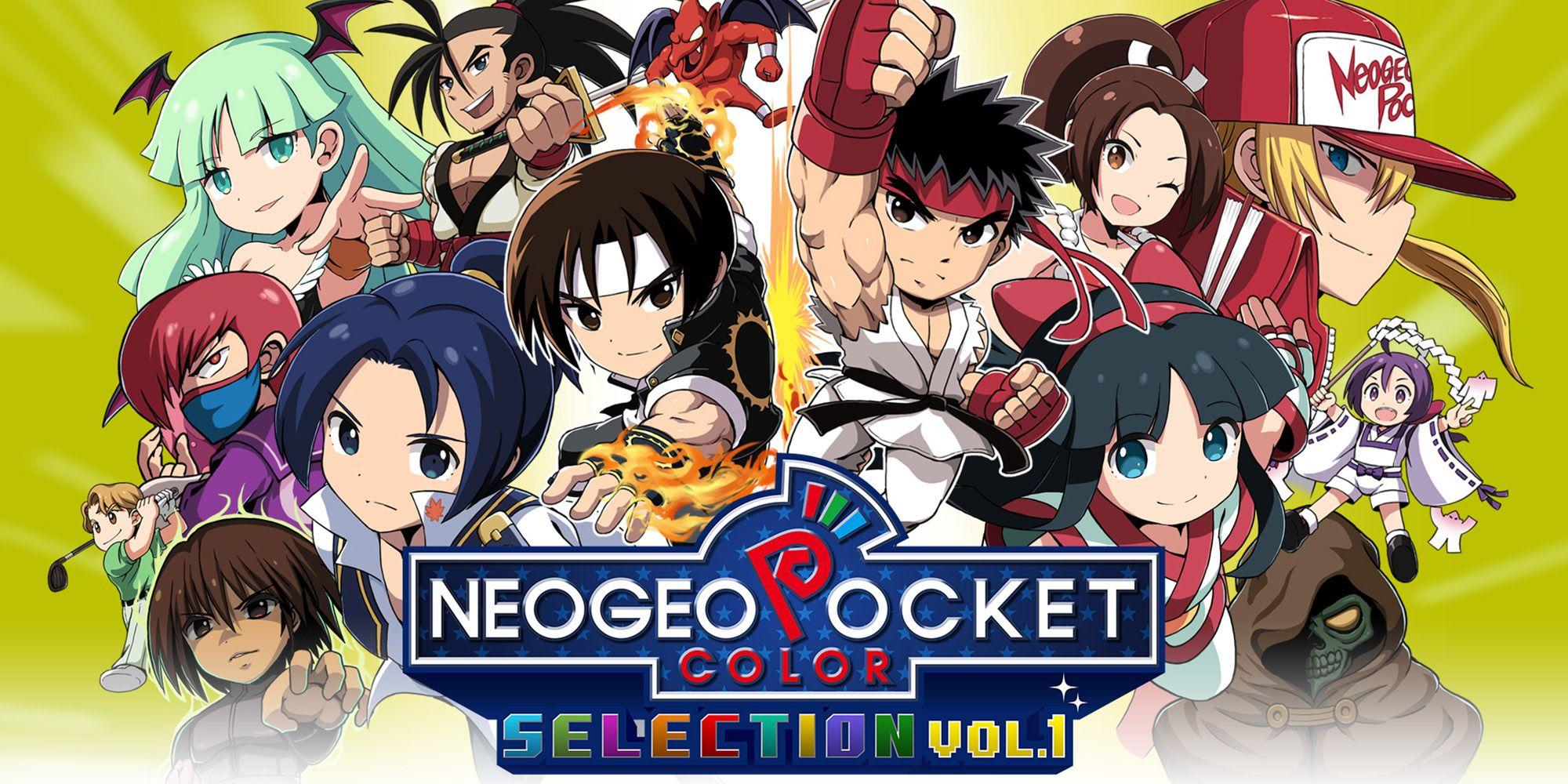 Neo Geo Pocket Color Selection Vol. 1 — обзор