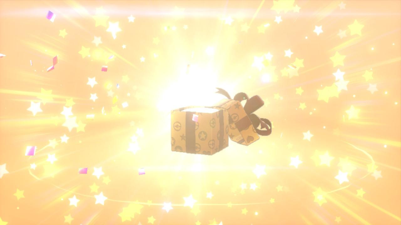 Успейте получить Dream Ball в Pokemon Sword или Shield