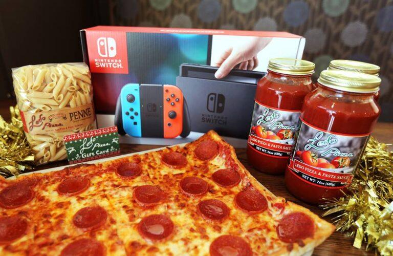 Между Nintendo Switch и Пиццей – важнейший выбор в жизни ребенка