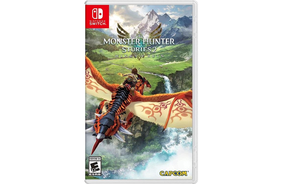 You are currently viewing Capcom анонсировала коллекционное издание Monster Hunter Stories 2: Wings of Ruin