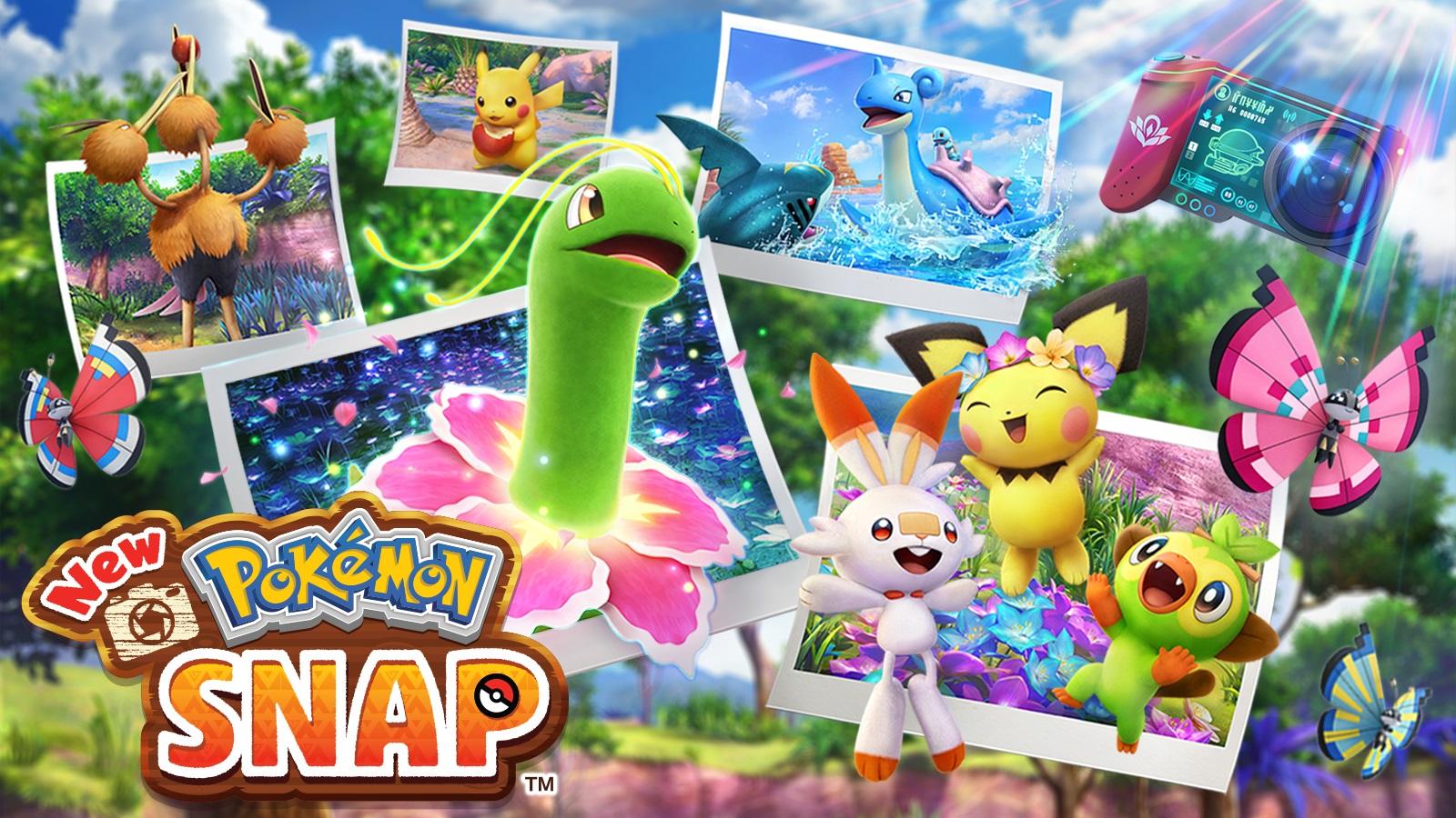 Объявлены первые оценки New Pokemon Snap!