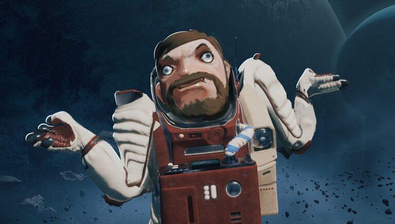 Космический экшн Breathedge уже сегодня выйдет на Switch!
