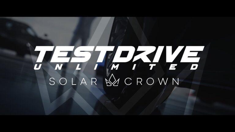 Test Drive Unlimited Solar Crown выйдет на Nintendo Switch