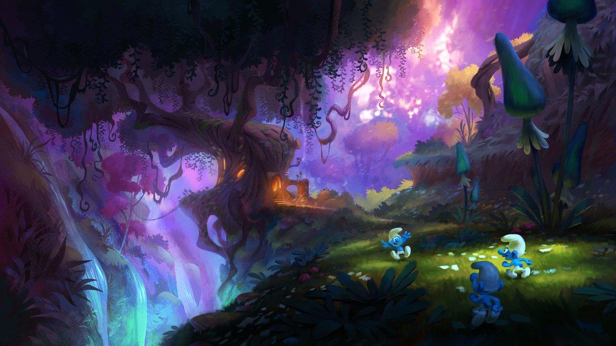 The Smurfs: Mission Vileaf выйдет на Switch