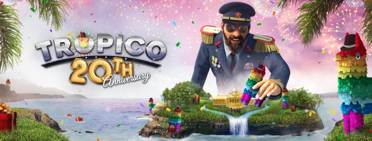 Серии Tropico исполняется 20 лет!