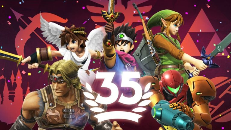 Read more about the article Smash Bros.Ultimate проведет турнир посвященный 35-летию
