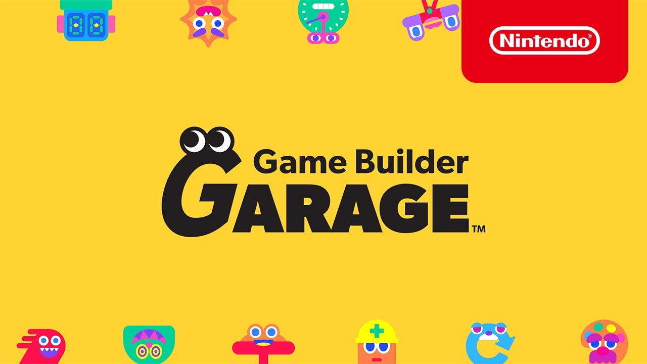 Nintendo анонсировала Game Builder Garage