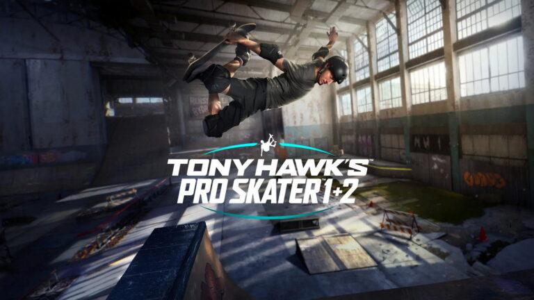 Tony Hawk's Pro Skater 1+2 выйдет на Switch 25 июня