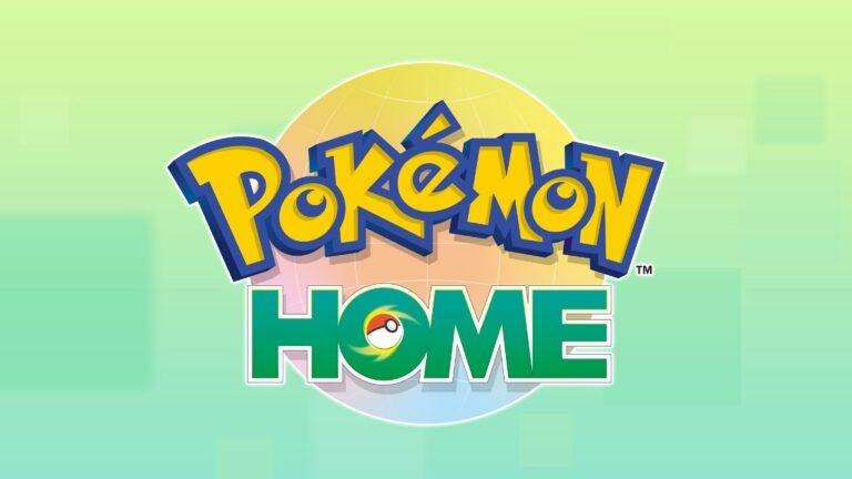 Read more about the article Pokemon Home получит новое обновление в июне