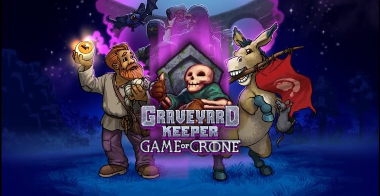 Read more about the article Дополнение Game Of Crone для Graveyard Keeper уже доступно на Switch!