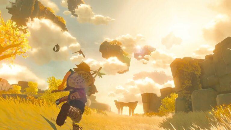 Read more about the article Тайна второго трейлера сиквела The Legend of Zelda: Breath of the Wild