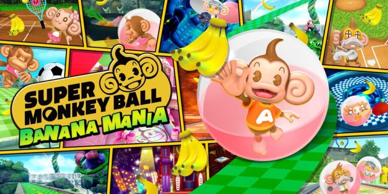 SEGA показала новый трейлер Super Monkey Ball: Banana Mania!