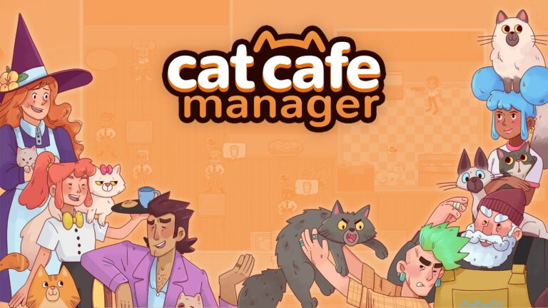 Read more about the article Cat Cafe Manager анонсирован для Nintendo Switch!