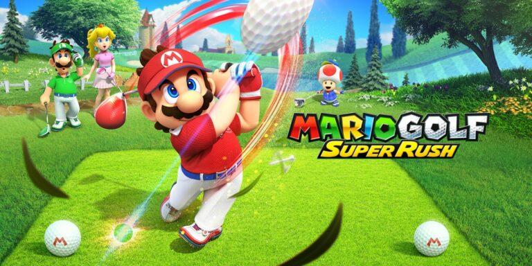Read more about the article Первые оценки Mario Golf: Super Rush