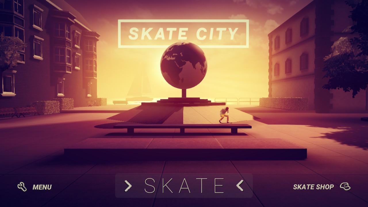 Мини обзор Skate City