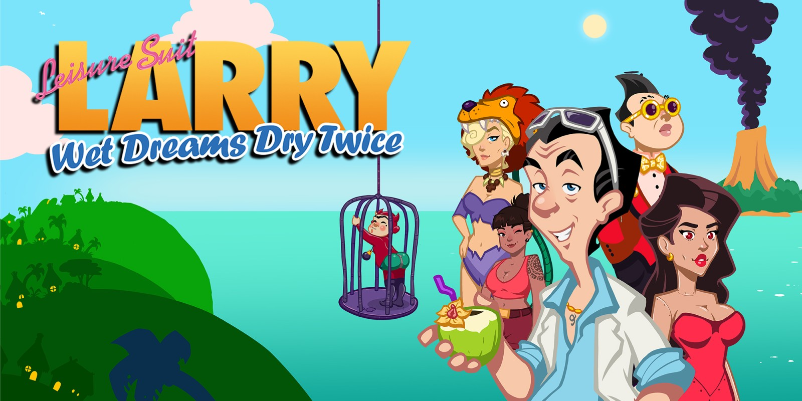 You are currently viewing Leisure Suit Larry: Wet Dreams Dry Twice – обзор