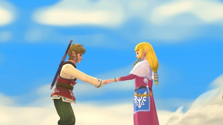 Технический анализ The Legend of Zelda: Skyward Sword HD