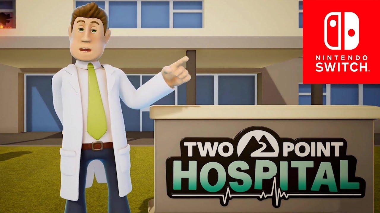 """Two Point Hospital станет следующей игрой в рамках акции """"Игры на пробу"""""""
