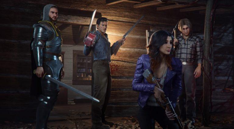 Read more about the article Evil Dead: The Game перенесли на февраль 2022 года