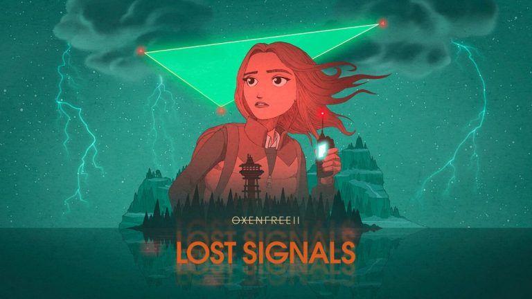 Read more about the article Oxenfree II: Lost Signals перенесли на начало 2022 года