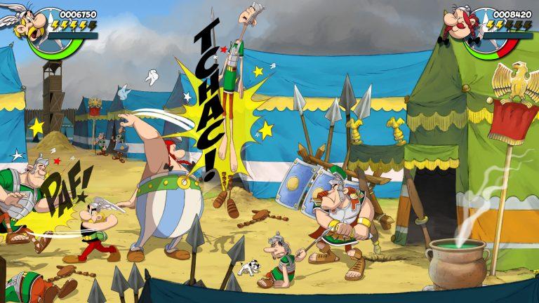 Read more about the article Asterix & Obelix: Slap Them All! выходит в ноябре