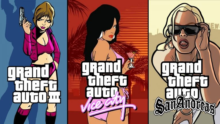 Read more about the article Слух: ремастеры Grand Theft Auto III, Vice City, и San Andreas выйдут на Switch