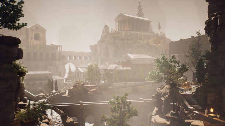 Вышел новый трейлер The Forgotten City