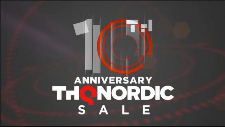 THQ Nordic празднует десятилетие скидками