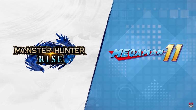 Пёс Раш из Megaman 11 появится в Monster Hunter Rise