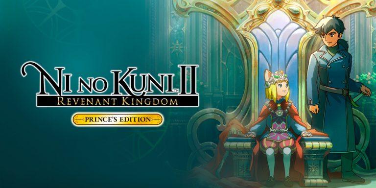 Ni no Kuni II: Revenant Kingdom – The Prince's Edition появилась в eShop