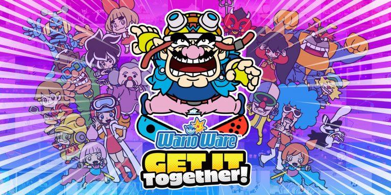 WarioWare: Get It Together! попала на первую строчку британского чарта