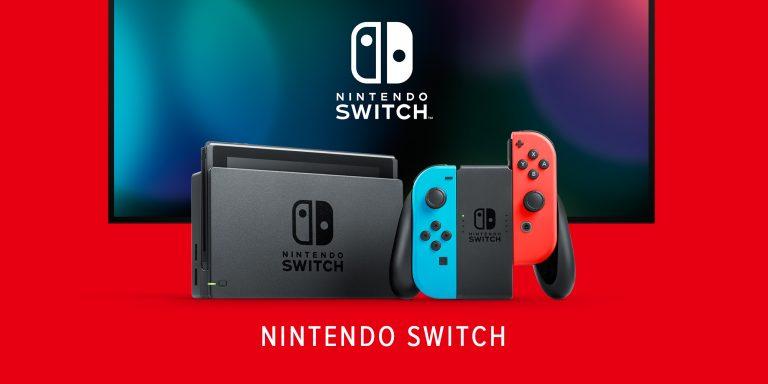 В Европе и Великобритании снизили цену на Switch