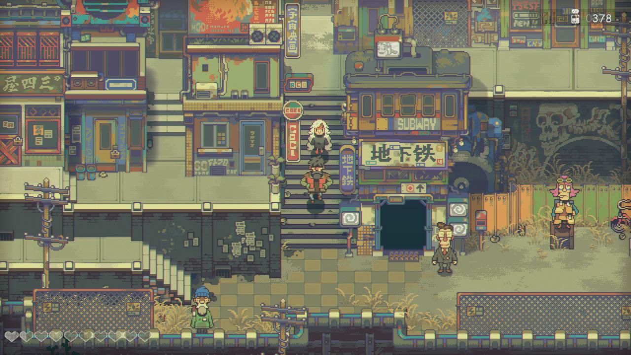 Новый геймплей и оценки Eastward