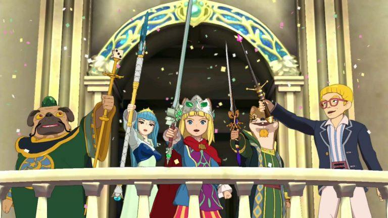 На Switch вышли: Ni no Kuni II: Revenant Kingdom, Tails of Iron и TOEM