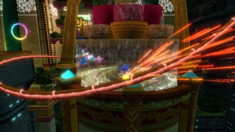Сравнение графики в Sonic Colors Ultimate на Wii, PS4 и Switch