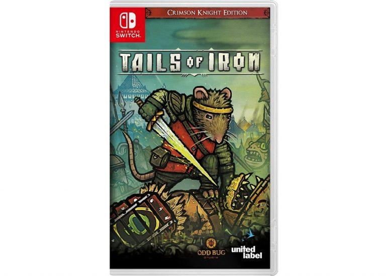 Tails of Iron выйдет на физических носителях