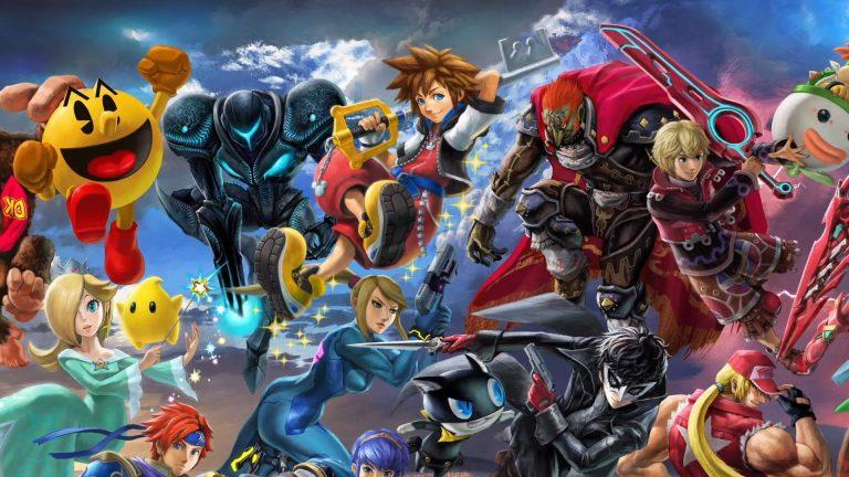 Read more about the article Новости с последней демонстрации Super Smash Bros. Ultimate