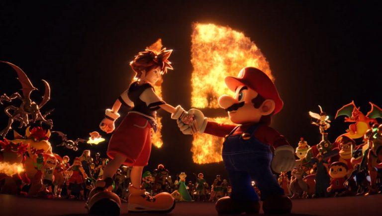 Read more about the article В eShop началась акция по Super Smash Bros. Ultimate