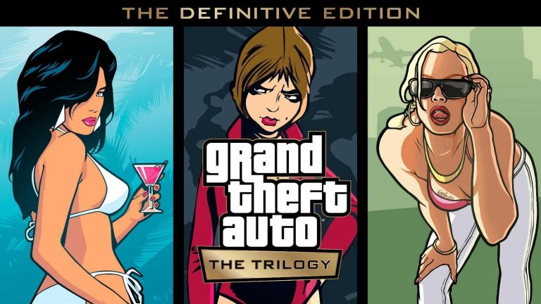 Read more about the article Rockstar официально анонсировали Grand Theft Auto: The Trilogy
