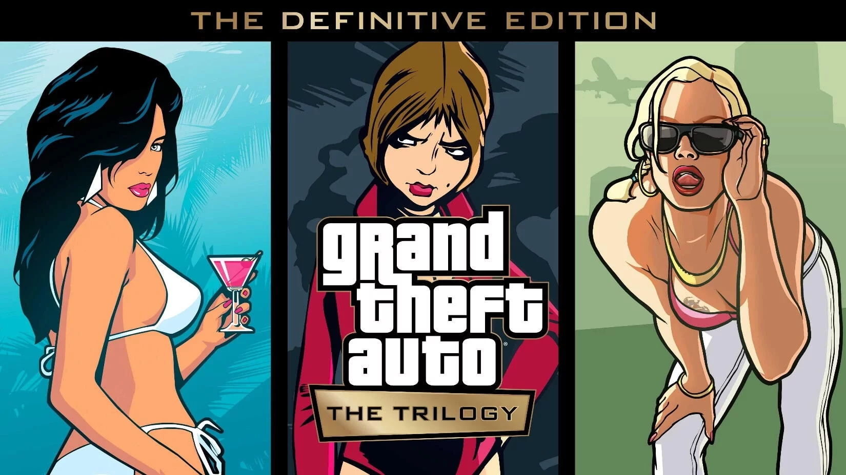 You are currently viewing Rockstar официально анонсировали Grand Theft Auto: The Trilogy