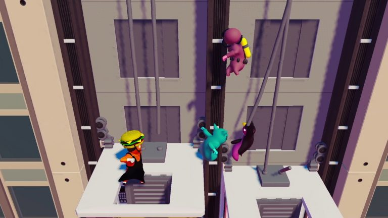 Read more about the article Gang Beasts выйдет на Switch 7 октября