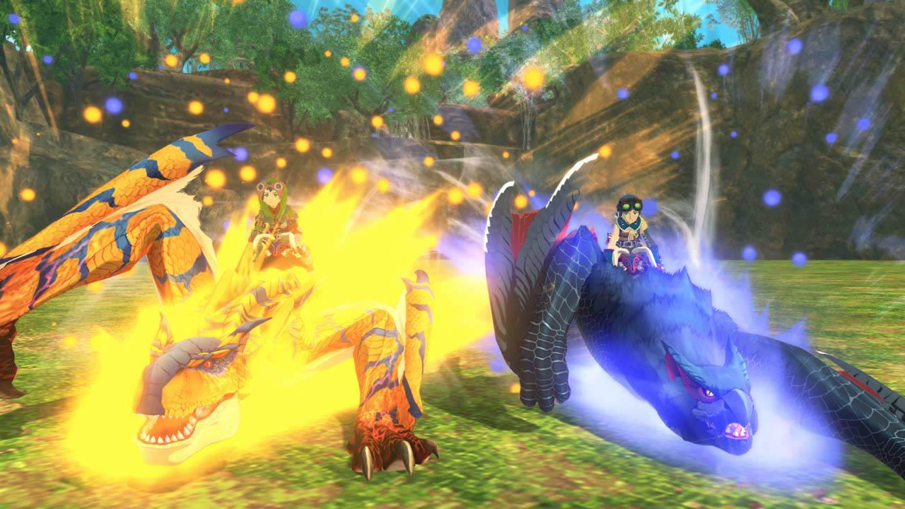 You are currently viewing Подробности четвертого и пятого бесплатного обновления в Monster Hunter Stories 2