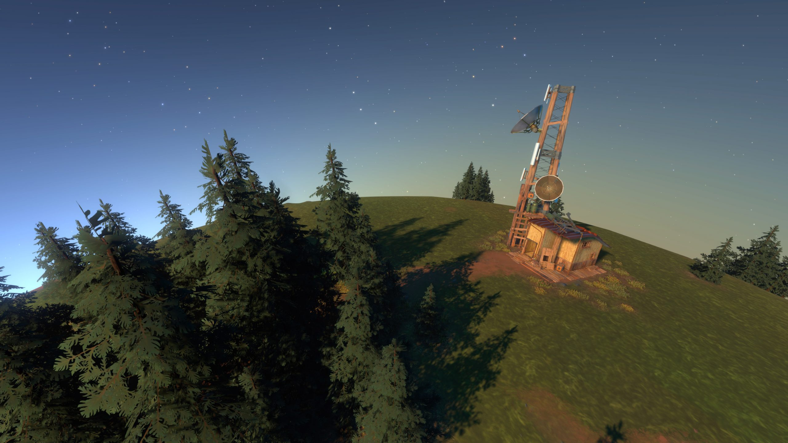 You are currently viewing Геймплей дополнения для Outer Wilds
