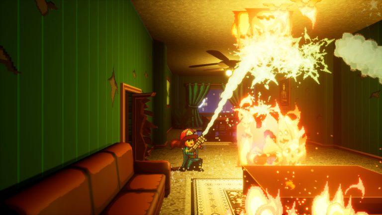 Read more about the article Firegirl: Hack 'n Splash Rescue обзавелась датой релиза